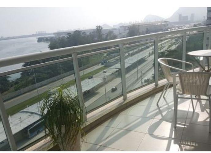 Apartamento em Barra da Tijuca/RJ de 98m² 3 quartos a venda por R$ 951.000,00