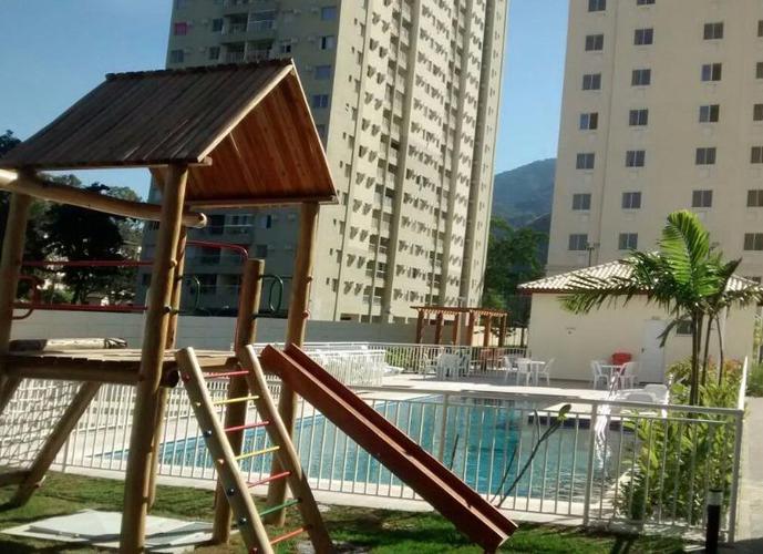 Apartamento em Curicica/RJ de 63m² 3 quartos a venda por R$ 259.000,00