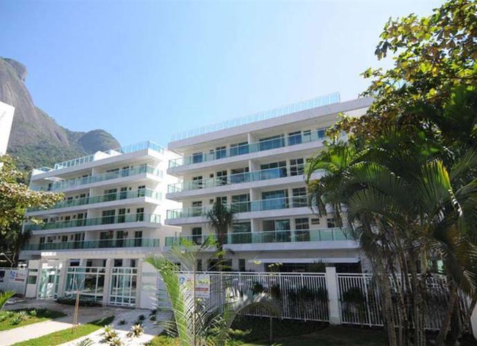 Cobertura residencial à venda, São Conrado, Rio de Janeiro - CO0298.