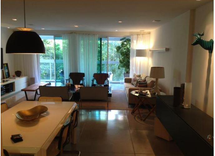 Apartamento em São Conrado/RJ de 161m² 2 quartos a venda por R$ 2.099.000,00