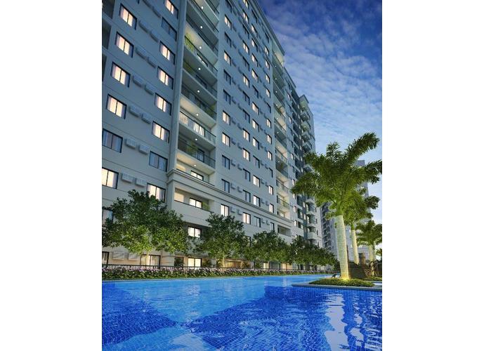 Apartamento em Del Castilho/RJ de 66m² 3 quartos a venda por R$ 369.000,00