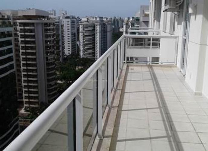 Loft em Barra da Tijuca/RJ de 129m² 1 quartos a venda por R$ 901.000,00