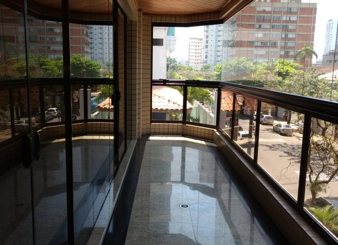 Apartamento em Embaré/SP de 199m² 3 quartos a venda por R$ 1.320.000,00