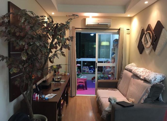 apartamento semi novo, lindo, 2 dormitorios, perto vlt , fretados, e muito mais