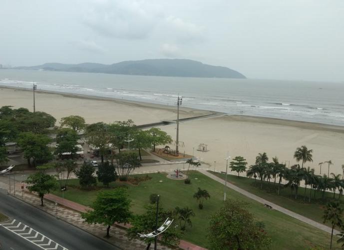 otima oportunidade de morar frente ao mar, com linda vista-no José Menino.