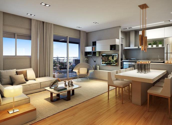 Apartamento em Vila Anastácio/SP de 62m² 2 quartos a venda por R$ 496.000,00