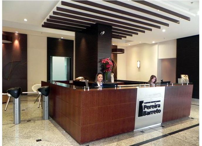Sala comercial para locação, Paraíso, Santo André - SA0445.