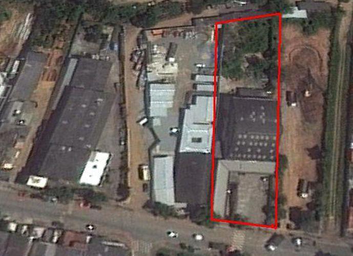 Galpão  industrial para locação, Taboão, São Bernardo do Campo.