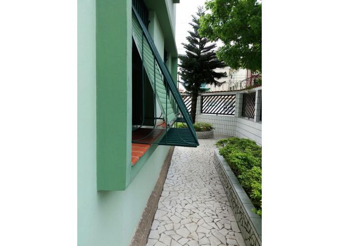 Apartamento em Gonzaga/SP de 55m² 2 quartos a venda por R$ 270.000,00