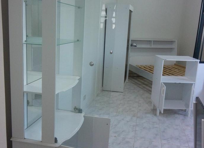Apartamento em Caiçara/SP de 55m² 1 quartos a venda por R$ 128.000,00