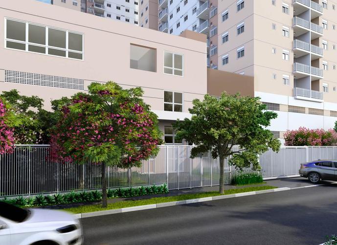 Apartamento em Brás/SP de 44m² 2 quartos a venda por R$ 225.000,00