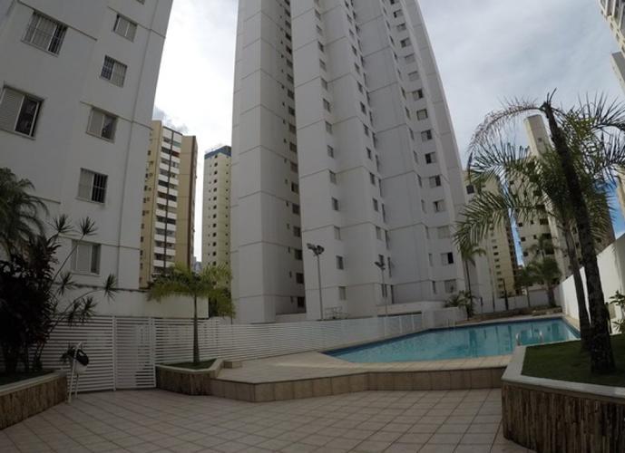 Apartamento em Setor Bueno/GO de 63m² 3 quartos para locação R$ 800,00/mes