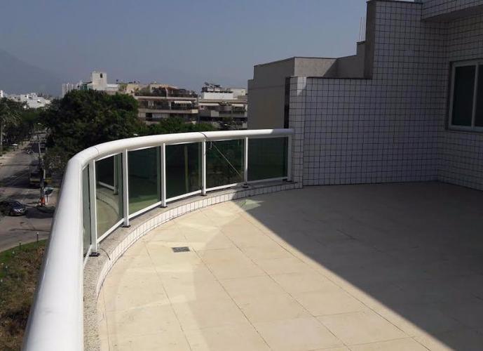 Cobertura em Recreio dos Bandeirantes/RJ de 150m² 3 quartos a venda por R$ 1.559.000,00