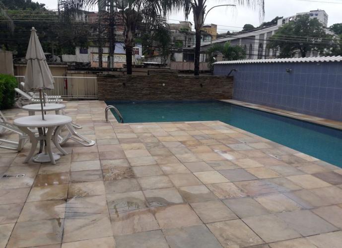 Apartamento em Taquara/RJ de 65m² 3 quartos para locação R$ 1.200,00/mes