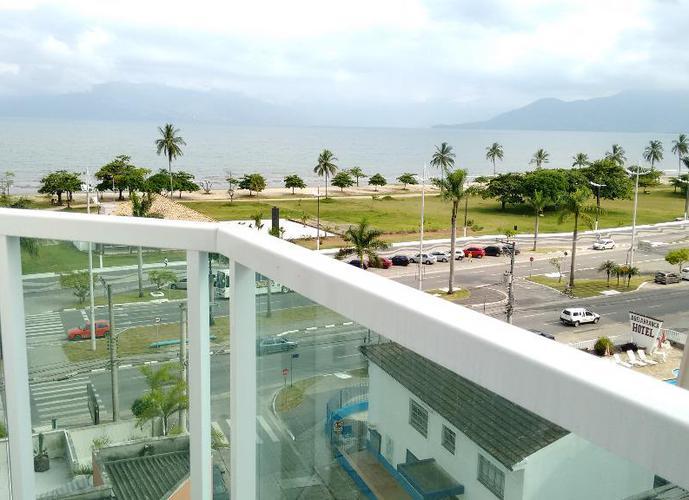 Apartamento novo com vista pro mar em Caraguatatuba