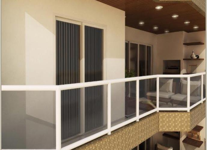 Apartamento em Centro/SP de 190m² 3 quartos a venda por R$ 640.000,00
