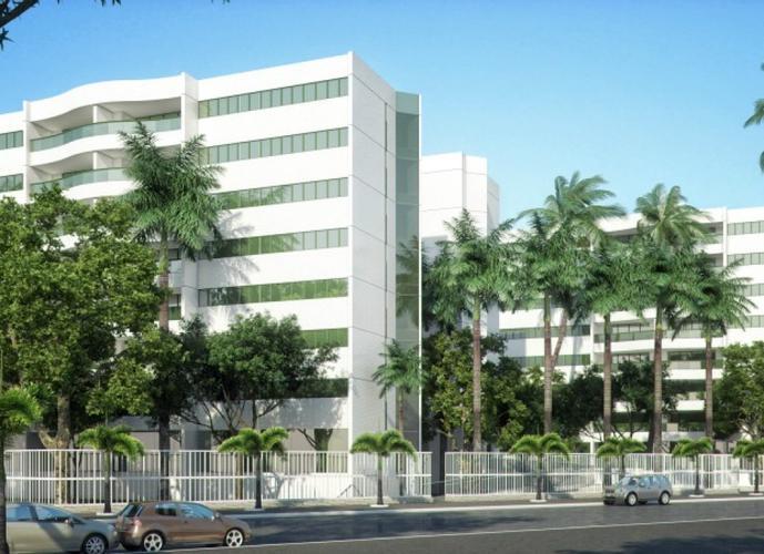 Apartamento 04 quartos, 04 suítes, 03 vagas -  Monteiro,  Recife