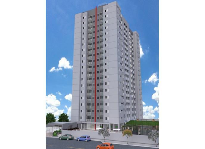 Apartamento em Jardim Nova Era/GO de 61m² 2 quartos a venda por R$ 190.000,00