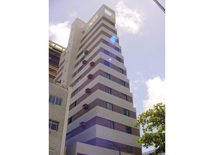 Flat em Boa Viagem/PE de 50m² 1 quartos para locação R$ 1.700,00/mes