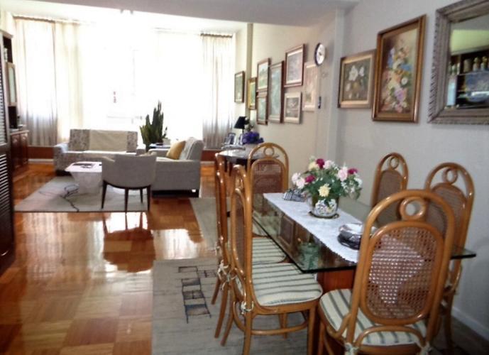Apartamento em Copacabana/RJ de 150m² 3 quartos a venda por R$ 1.600.000,00