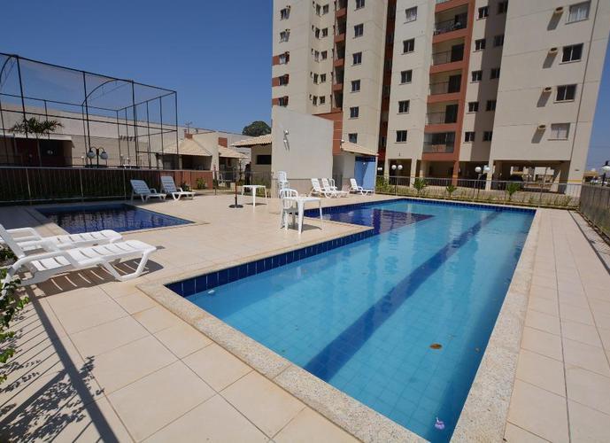 Apartamento em Parque Oeste Industrial/GO de 65m² 3 quartos a venda por R$ 200.000,00