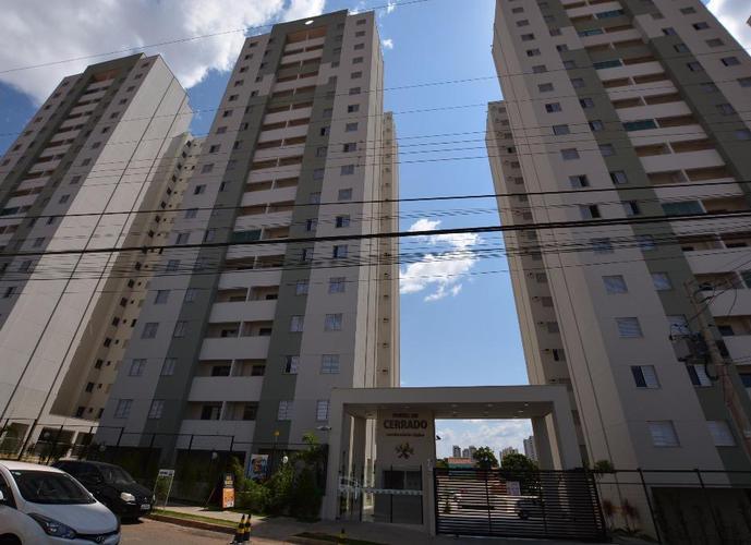Apartamento residencial à venda, Setor Negrão de Lima, Goiânia.