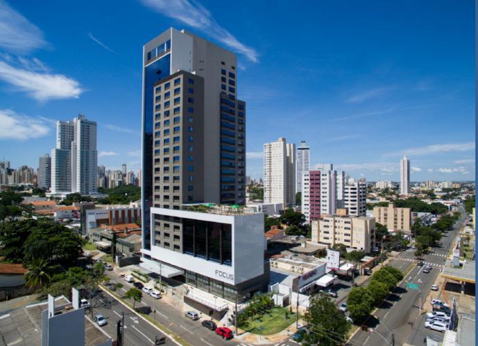 Traga o seu negócio para o centro dos negócios, adquirindo uma sala comercial na região mais estratégica de Goiânia, no Setor Bueno