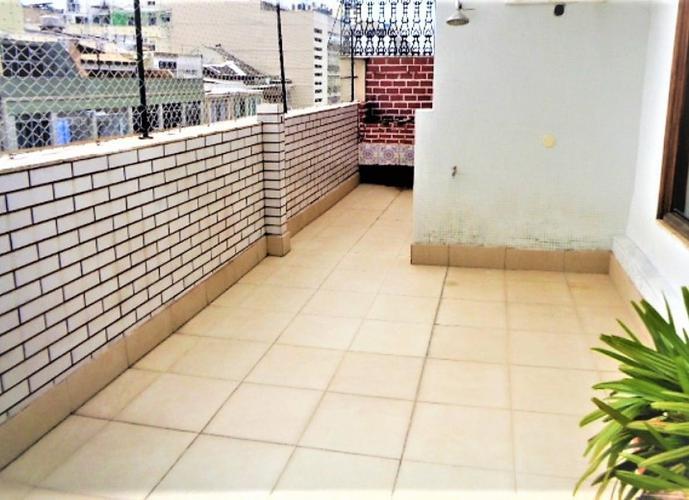 Cobertura em Copacabana/RJ de 190m² 3 quartos a venda por R$ 2.200.000,00