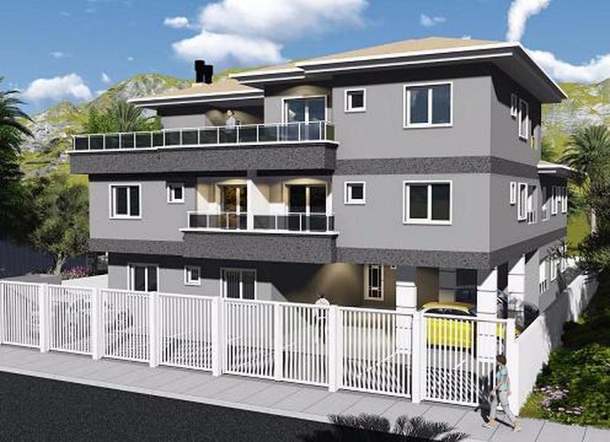 Cobertura em Ingleses do Rio Vermelho/SC de 138m² 3 quartos a venda por R$ 360.000,00