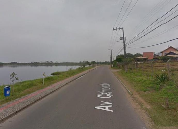 Terreno em Campeche/SC de 596m² a venda por R$ 1.000.000,00