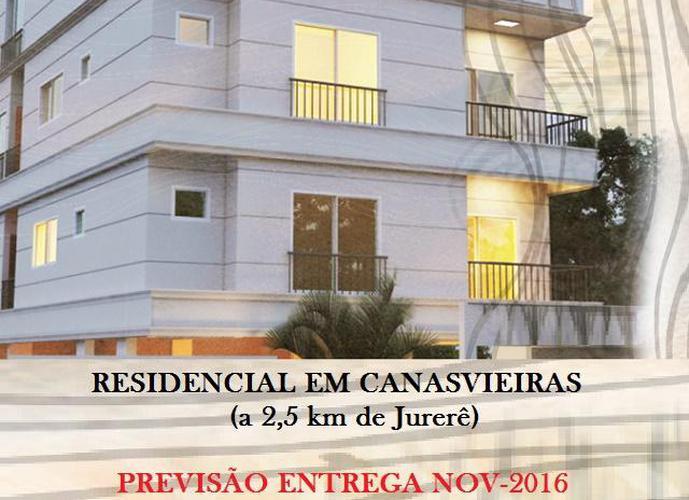 Apartamento em Canasvieiras/SC de 75m² 2 quartos a venda por R$ 519.400,00