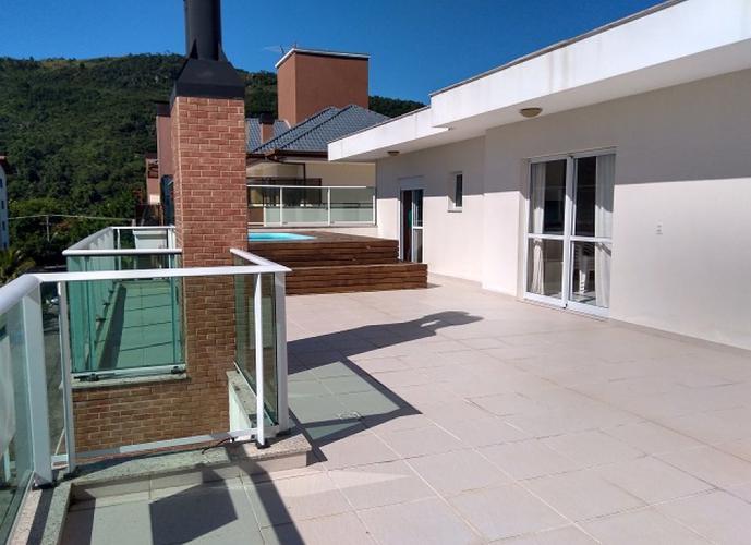 Cobertura em Cachoeira do Bom Jesus/SC de 187m² 3 quartos a venda por R$ 1.250.000,00