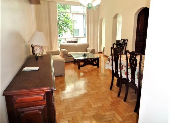 Apartamento em Copacabana/RJ de 95m² 3 quartos a venda por R$ 1.300.000,00