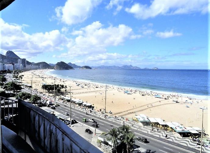 Apartamento em Copacabana/RJ de 240m² 3 quartos a venda por R$ 3.700.000,00