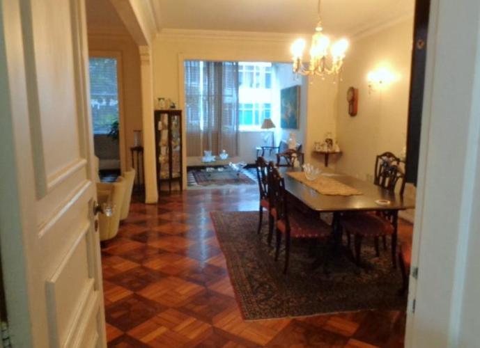 Apartamento em Copacabana/RJ de 270m² 4 quartos a venda por R$ 2.000.000,00