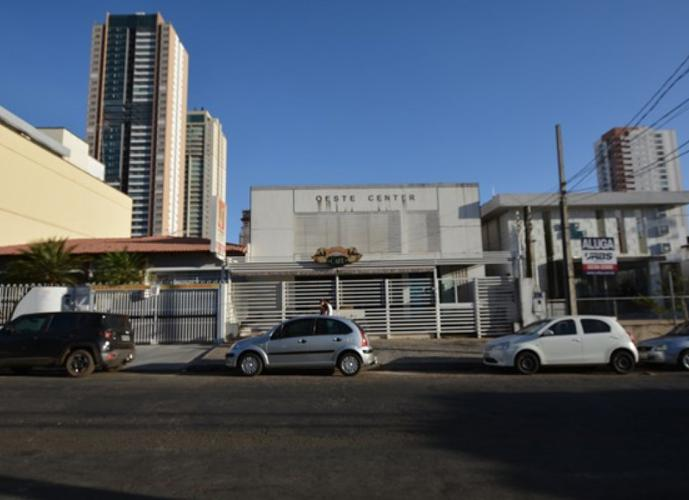 Galeria Comercial Oeste Center com 689,94 m² sendo 2 Pavimentos 14 salas no Setor Oeste