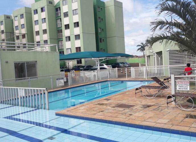 Apartamento em Residencial Nunes de Morais 1ª Etapa/GO de 53m² 2 quartos a venda por R$ 150.000,00