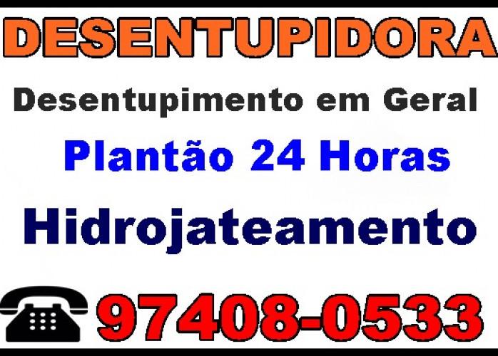 Desentupidora de esgoto no Jardim Aurélia em Campinas 24 Horas
