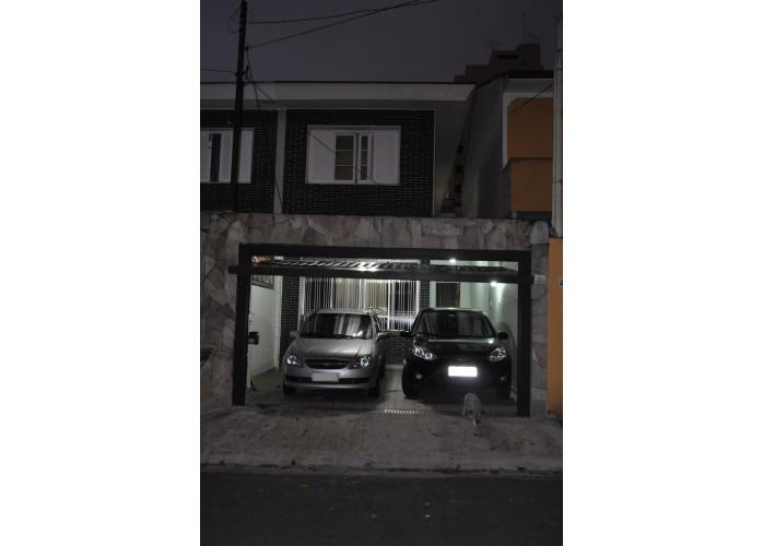 Sobrado 2 Dormitórios 136 m² em São Bernardo do Campo - Vila Mussolini.