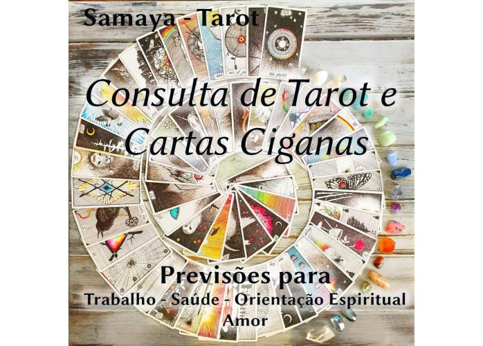 Consultas de Cartas Ciganas e Trabalhos Espirituais – Florianópolis