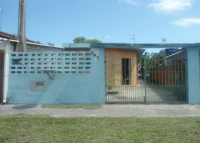 Casa usada a venda em Itanhaém.