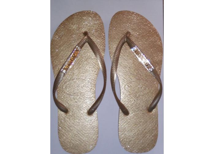 Sandálias Customizadas Tropical Joy