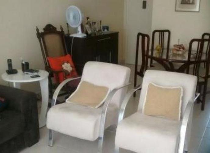 Apartamento à venda, 86 m², 3 quartos, 2 banheiros