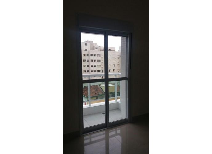 Apartamento em José Menino/SP de 87m² 3 quartos para locação R$ 3.300,00/mes