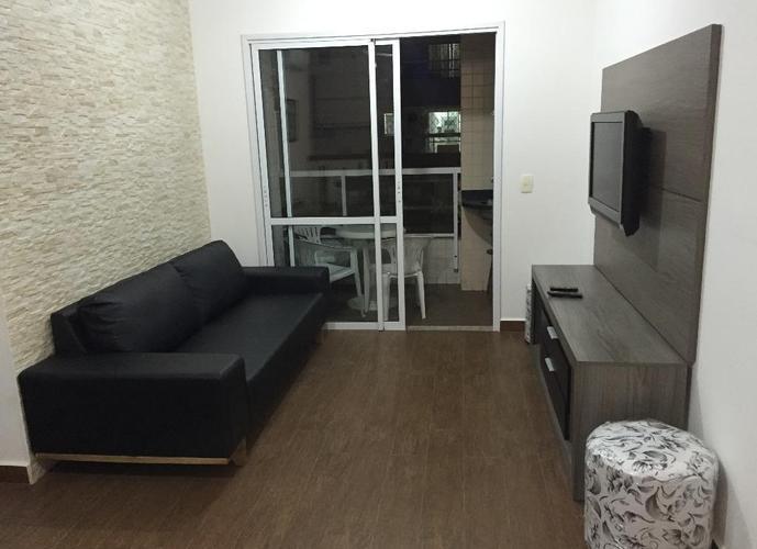 Apartamento em Ponta Da Praia/SP de 77m² 3 quartos para locação R$ 3.200,00/mes