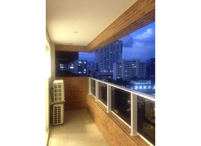 Apartamento em Boqueirão/SP de 47m² 1 quartos para locação R$ 3.100,00/mes