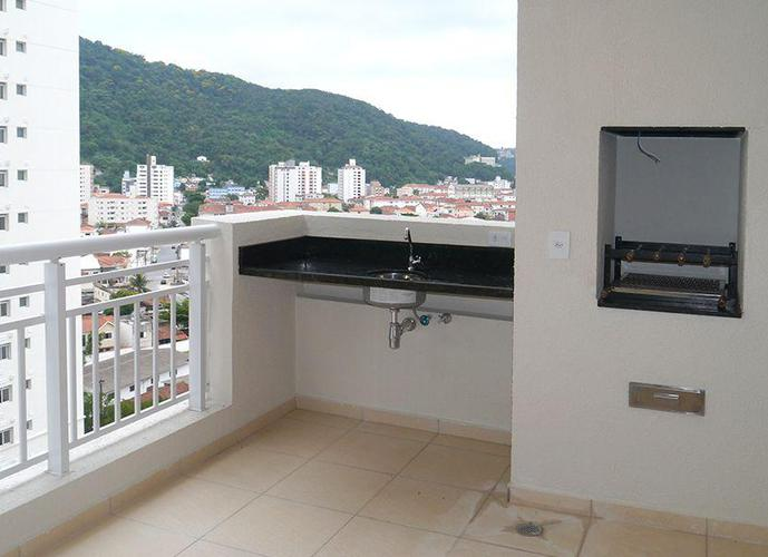Apartamento em Marapé/SP de 150m² 3 quartos a venda por R$ 800.000,00 ou para locação R$ 5.800,00/mes