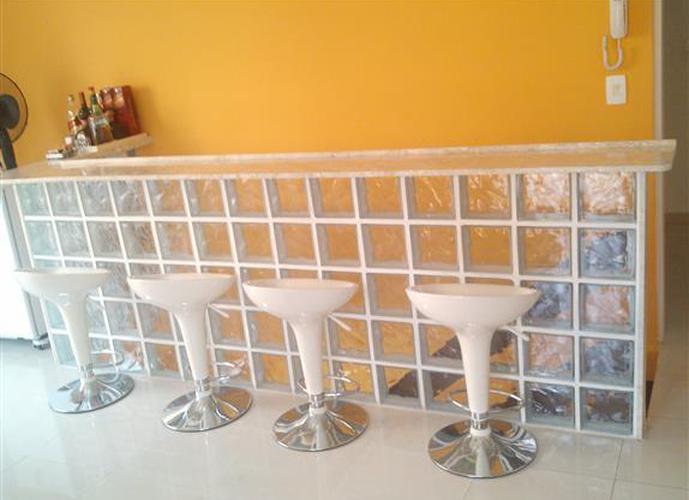 Cobertura em Vila Mangalot/SP de 96m² 1 quartos a venda por R$ 500.000,00