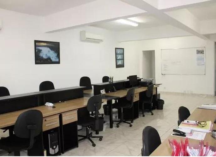 Conjunto em Centro/SP de 120m² para locação R$ 5.000,00/mes