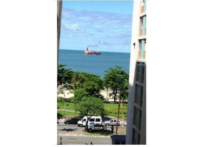 Apartamento em Aparecida/SP de 55m² 1 quartos a venda por R$ 290.000,00 ou para locação R$ 1.800,00/mes